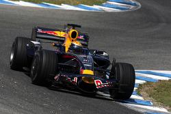 Sebastian Buemi, Test Driver, Red Bull Racing