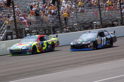 Casey Mears and Denny Hamiln