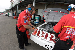 BB&T Chevy crew members at work