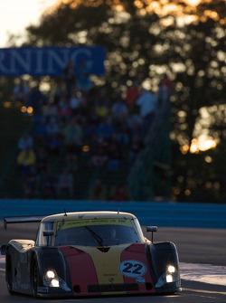 #22 Alexa Motorsports Porsche Riley: Jean-Franc_ois Dumoulin, Carlos de Quesada
