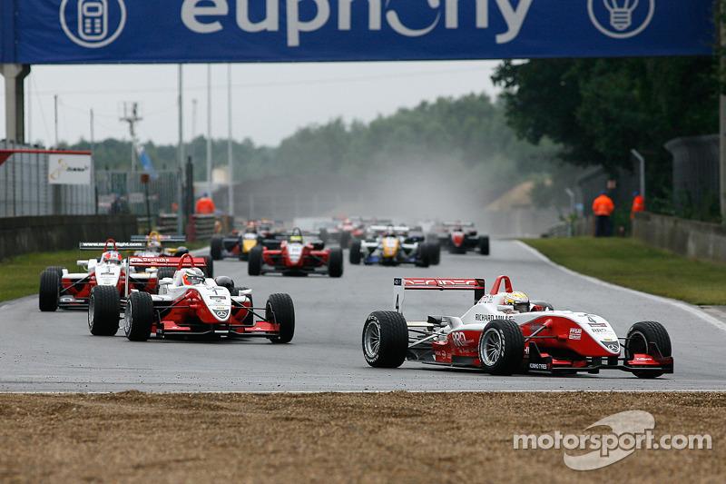 2008 год: Формула Masters, ART