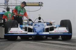 Tony Kanaan's car