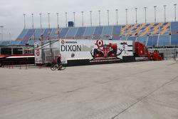 Ganassi Racing hauler