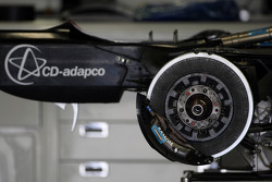 Renault F1 Team, gearbox assembly