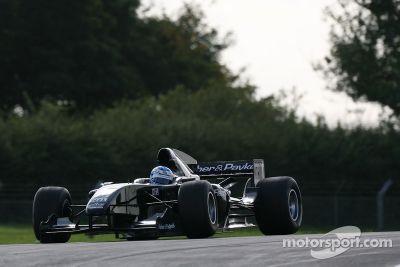 Donington September testing