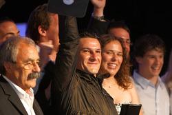 2008 GP2 Champion Giorgio Pantano