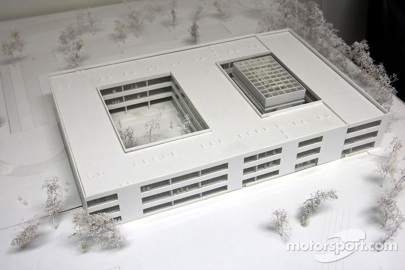 Рідне місто Себастьяна Феттеля - Геппенгайм, Німеччина: гімназія Себастьяна Феттеля - план реконструкції