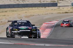 #70 SpeedSource Mazda RX-8: Nick Ham, David Haskell, Sylvain Tremblay