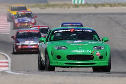#147 Freedom Autosport Mazda MX-5: Tom Long, Mike Asselta, Drew Stavely
