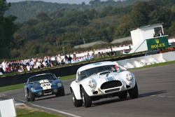 Tourist Trophy race: Rob Hall/John Whitmore - AC Cobra
