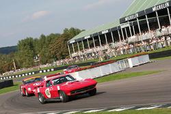 Tourist Trophy race: John Fitzpatrick/John Young - Chevrolet corvette Sting Ray