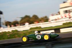 Glover trophy race: Simon Hadfield – 1961 Lotus-Climax 21