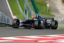 Ingo Gerstl (A) TopSpeed, WS Dallara Renault 3.5 V6