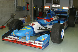 Serverwaregroup, F1 Benetton B194 Ford HB 3.5 V8 (formerly driven by M. Schumacher)