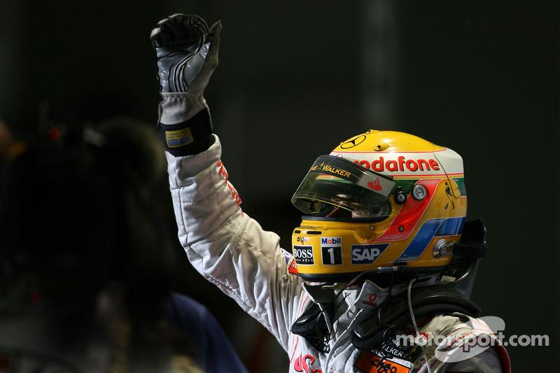 Platz 3: Lewis Hamilton