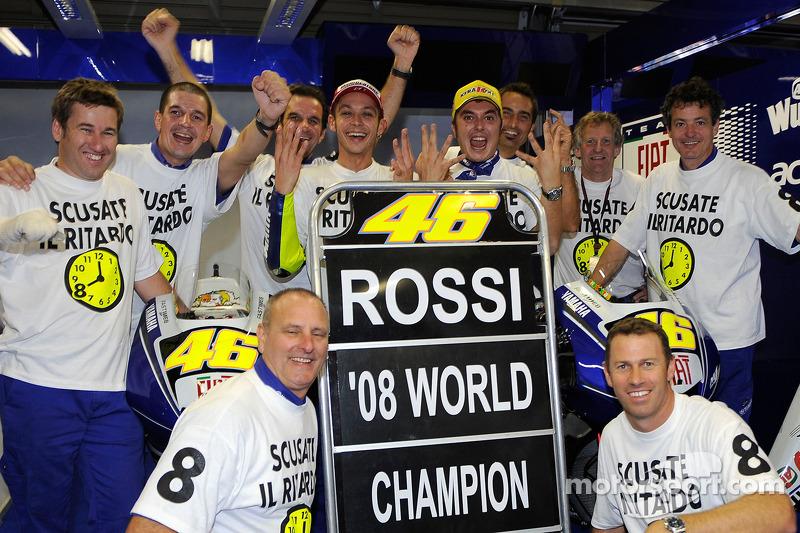 8: Валентино Россі (2008, Yamaha)