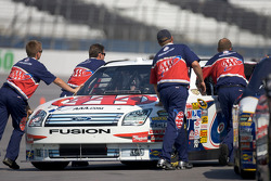 AAA Ford on the starting grid