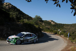 Matthew Wilson and Scott Martin, Stobart VK M-Sport Ford World Rally Team, Ford Focus RS WRC
