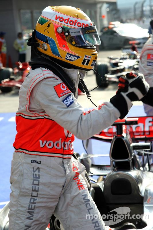 En el GP de Japón de 2008