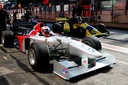 Pierre Schroder, Team Ascari, F1 Benetton B197 Judd 4.0 V10
