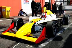 Hubertus Bahlsen, Ryschka Motorsport, IRL G-Force Chevy 3.5 V8
