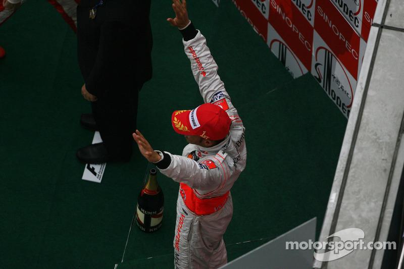 9- Gran Premio de China 2008, McLaren
