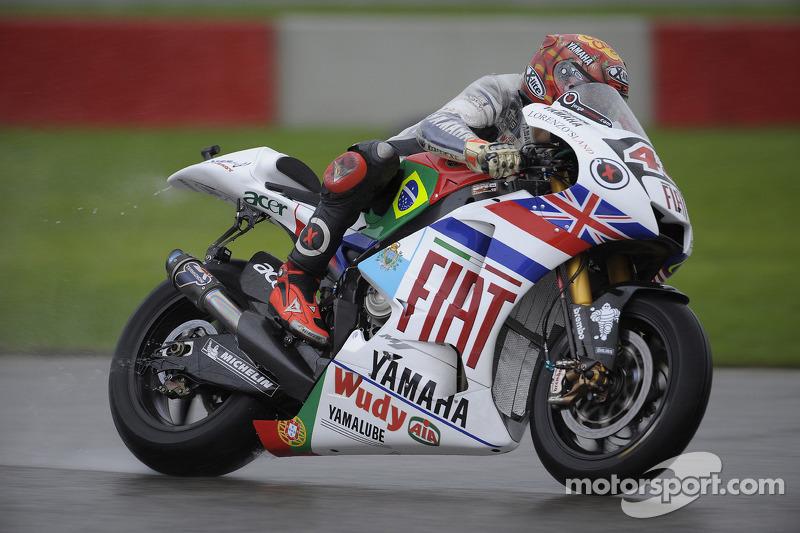 Хорхе Лоренсо (Гран При Валенсии 2008). В честь первого сезона Лоренсо в MotoGP. На ливрее, которая была названа «земли Лоренсо», размещены 14 флагов – это страны, в которых Хорхе побеждал за карьеру в 125cc, 250cc и MotoGP