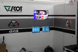 JiR Team Scot Honda pitbox