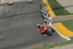 Casey Stoner leads the field