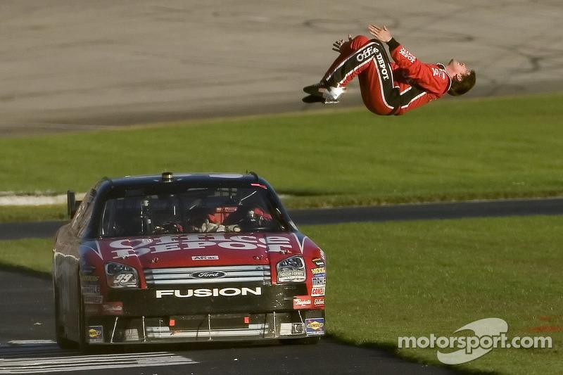 Monster Energy NASCAR Cup, Атланта, 26.10.2008
