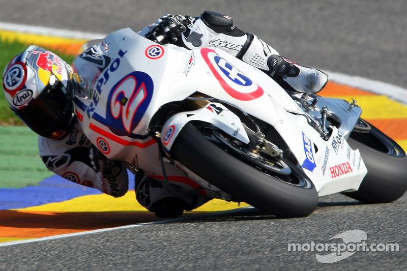 Repsol Honda - Dani Pedrosa - GP di Valencia 2008