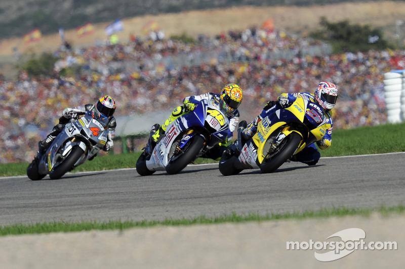 2008 - GP de la Comunitat Valenciana (de 10º a 3º)