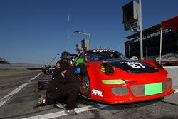 #87 Farnbacher Loles Racing Porsche GT3: Seth Ingham, Leh Keen, Bryce Miller