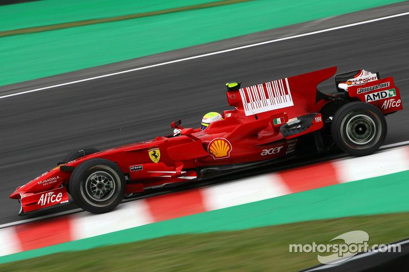 #39: Ferrari F2008 (2008)