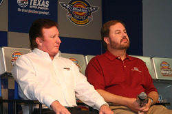 Richard Childress and Eddie Gossage