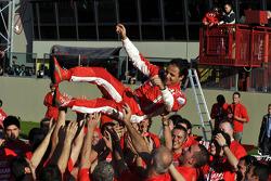 Celebración de F1