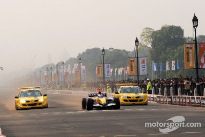 Renault Roadshow, New Delhi, Inde