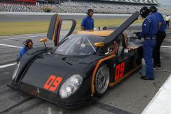 #09 Spirit of Daytona Racing Porsche Coyote: Guy Cosmo, Scott Russell, Jeff Ward