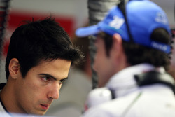 Lucas Di Grassi Test Driver, Honda Racing F1 Team, Bruno Senna, Test Driver, Honda Racing F1 Team