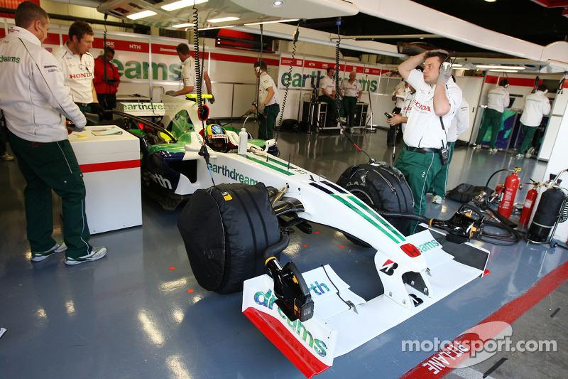 Bruno Senna, Test Driver, Honda Racing F1 Team