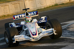 Augusto Farfus, F1 Demo