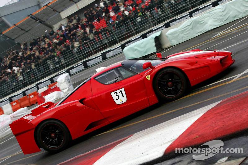 Scuderia Ferrari FXX Show