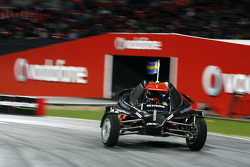 Heat, race 6: Mattias Ekström