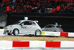 Heat, race 4: Gareth McHale vs David Coulthard