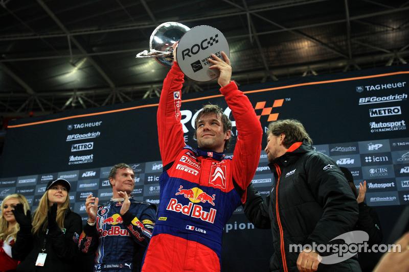 Campeón de la Race of Champions 2008: Sébastien Loeb