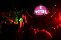 Indian Empress Fly Kingfisher Closing Party