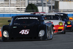 #45 Orbit Racing BMW Riley: Leo Hindery Jr., Darren Manning, Kyle Petty