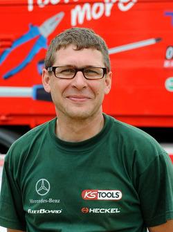 Team FleetBoard Mercedes-Benz: Uwe Zaumseil