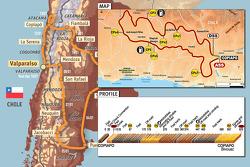 Stage 10: 2009-01-13, Copiapo to Copiapo