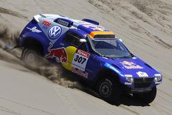 #307 Volkswagen Touareg: Dieter Depping and Timo Gottschalk
